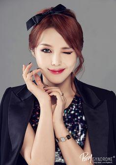 박혜민 포니 - Park Hye Min Ulzzang - Korean makeup artist - Pony.