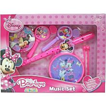 "Minnie Mouse Deluxe Music Set - What Kids Want - Toys ""R"" Us"