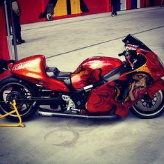 Street Motorcycles, Street Bikes, Custom Motorcycles, Suzuki Bikes, Suzuki Motorcycle, Suzuki Hayabusa, Custom Hayabusa, Custom Sport Bikes, Drag Bike