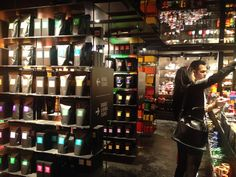 For the tea lovers - beautiful design and delicious taste at T2 London. #Redchurch street #Shoreditch