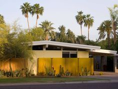 Haver Residence - A renovation to a Ralph Haver house in phoenix AZ.  I got to follow this vibrant project from schematic design thru construction documents.