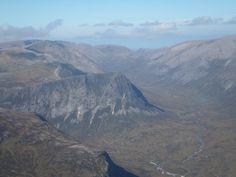 Cairngorms - Devils Point, Ben Macdui, Lairig Ghru