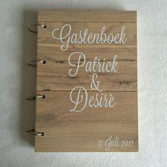 Gastenboek limited edition