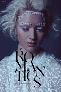 New Romantics - Rebecca Hawkes