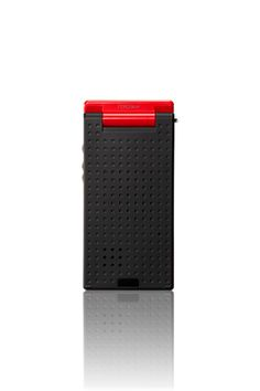 Docomo clamsheel phone <3