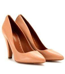 Mulberry - FLORENCE LEATHER PUMPS