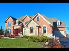 Luxury Custom Home Built by Keim Corp - Walk-through video tour by HomeChannelTV.com - YouTube