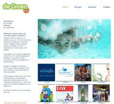 WordPress website - DeGroenDesign