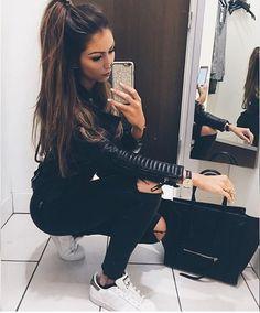 Peinados con media cola para verte bonita y femenina