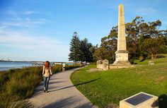 This Botany Bay where James Cook landed first in Australia . Picture is people walking at the monument. Australia Day, Australia Travel, Back In Time, Time Out, National Australia Bank, Botany Bay, Aboriginal Culture, Public Art, Historical Sites