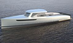 Patterson Boat Works Lucent 44 by Van Geest Design