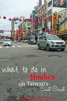 What to do on Taiwan's east coast.