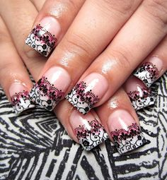 These nails are an awesome way to express your original personnality