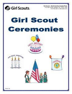 girl scout snacks, scout ceremoni, scout idea, bridging ceremony girl scouts, girl scouts snack