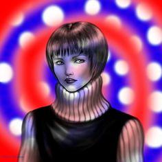Titolo: PseudoVale Tecnica: disegnato con Photoshop By Laura Giordanengo