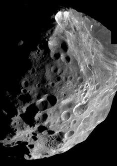Phoebe, Moon of Saturn