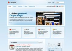 Lullabot Home Page