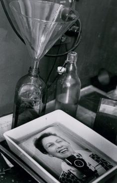 Denise Colomb, Self-Portrait, nd   [1950s-60s] from LA