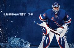 Henrik Lundqvist Wallpaper | 2011-12 New York Rangers Yearbook - New York Rangers - News