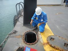 Bunker ROB surveys by Tel Marine   Get more information's: