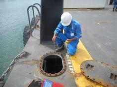 Bunker ROB surveys by Tel Marine   Get more information's: