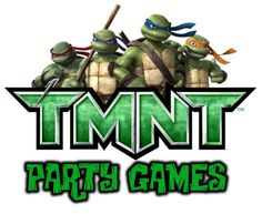 These TMNT party games are totally tubular dude! DIY Birthday party games ideas for your teenage mutant ninja turtles fan!