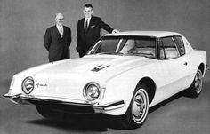 Studebaker Avanti. - 1963