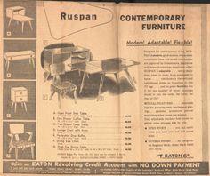 Spanner Originals by Gus* Mid Century Modern Furniture, Contemporary Furniture, Furniture Ads, Furniture Design, Instagram Design, Finger Joint, Homemaking, Home Furnishings, Branding Design