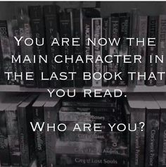 """Emma"" from Of Poseidon or ""Hazel Grace"" from ""The Fault in our Stars"" but I'm not finished yet, so it doesn't count"