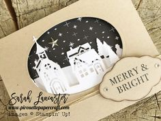 Hearts come home for Christmas from #stampinup more photos on my blog