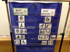 """Good choices, poor choices great sort to start of the year with to help students to see the differences between """"good choices"""" and """"poor choices."""""""