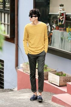 Autumn #menstyle #mensfashion #koreanfashion