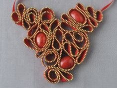 crafty jewelry from zippers | make handmade, crochet, craft