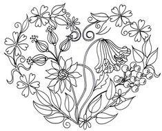 Embroidery Assorted Patterns Kits with Bamboo Hoop Embroidery Hearts, Hand Embroidery Patterns, Ribbon Embroidery, Floral Embroidery, Cross Stitch Embroidery, Embroidery Designs, Parchment Craft, Quilling Patterns, Satin Stitch