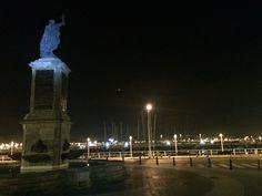 Palacio de Revillagigedo - Estatua de Pelayo