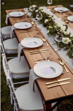 How To: The Art of French Table Setting for Your Next Dinner.- How To: The Art of French Table Setting for Your Next Dinner Party, How To: The Art of French Table Setting for Your Next Dinner Party, - Christmas Table Settings, Wedding Table Settings, Rustic Table Settings, Wedding Table Setup, Christmas Tables, Christmas Place Setting, Picnic Table Wedding, Casual Table Settings, Beautiful Table Settings