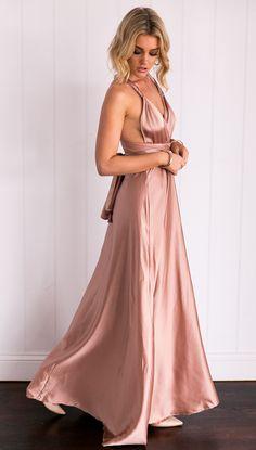 6117af06b856 Silky and shiny Mocha Dress, Fabulous Dresses, Stunning Dresses, Formal  Dresses Online,
