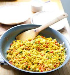Recipe: Southwestern Tofu Scramble — Recipes from The Kitchn