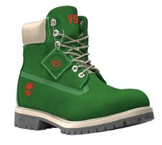 #Timberland®_designe for your own #boot.