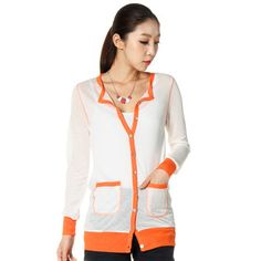 Buy 'YesStyle Z – Contrast Trim Cardigan' with Free International Shipping at YesStyle.com. Browse and shop for thousands of Asian fashion items from Hong Kong and more!