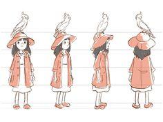 Character Design - Mabel
