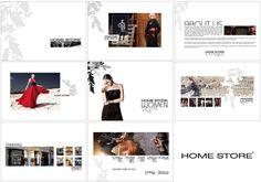 home store catalod design