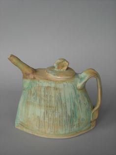 Mary Ann Jorstad Burk - teapot