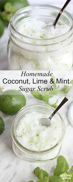 This DIY Lime Mint S
