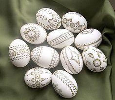 pimpa dina ägg till påsk...