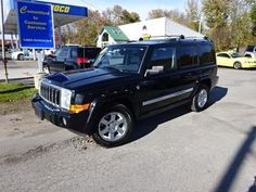 Used Jeep Commanders For Sale ... about Jeep commander on Pinterest | Jeep commander, Forum jeep and 4x4