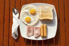 Desayunos proteicos para bajar de peso - Otra Medicina