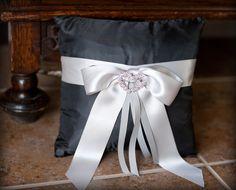 Wedding DIY: Ring Bearer Pillow