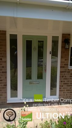 Solidor Composite Doors From Timber Any Style Colour Configuration Fitted To
