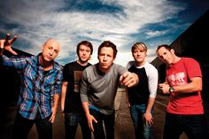 Simple Plan - Members include Pierre Bouvier (lead vocals), Jeff Stinco (lead guitar), Sébastien Lefebvre (rhythm guitar, backing vocals), David Desrosiers (bass guitar, backing vocals) and Chuck Comeau (drums and percussion). They have released four studio albums: No Pads, No Helmets...Just Balls (2002), Still Not Getting Any... (2004), Simple Plan (2008) and Get Your Heart On! (2011); as well as two widely marketed live albums: Live in Japan 2002 (2003) and MTV Hard Rock Live (2005).